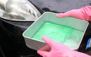 what to do with antifreeze